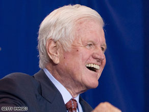 The Democratic National Committee unanimously approved a resolution Friday honoring the late Sen. Edward Kennedy, D-Massachusetts.