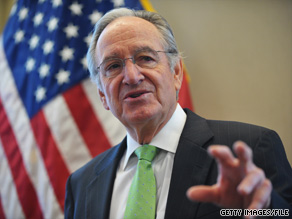 Sen. Harkin, who took over a key Senate committee after Sen. Ted Kennedy&#039;s death, said Sunday that the Senate&#039;s health care bill will have a strong public insurance option.