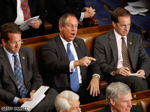 South Carolina congressman Joe Wilson has raked in more than $2 million since he shouted at President Obama.