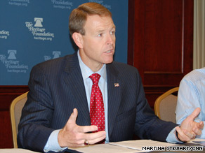Tony Perkins said Tuesday that recent conservative outrage directed at the Obama administration isn't necessarily going to be a 'windfall' for the GOP.