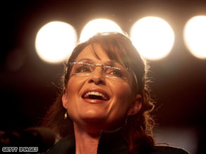 Palin will bypass several major cities in her upcoming book tour.