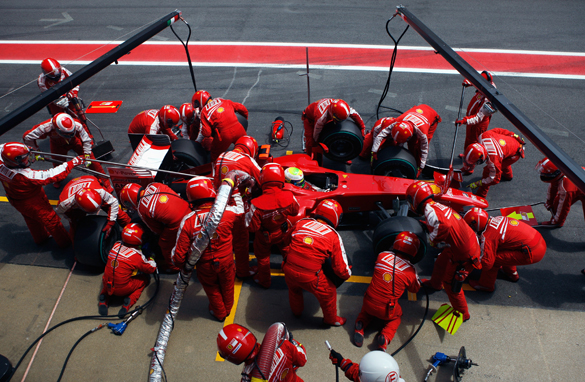 Should Formula One take a pit stop after a new crisis has hit the sport?