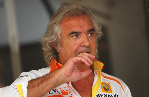 Flavio Briatore has paid the ultimate price for the Renault race-fixing scandal.