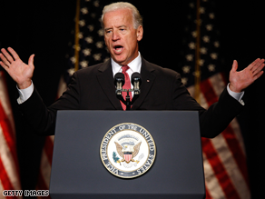 Biden says some Democrats are 'turkeys.'