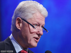 Former President Bill Clinton will headline a major fundraiser for the New Hampshire Democratic Party in December.