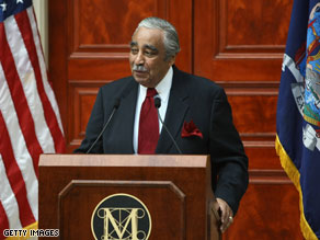 Rep. Charlie Rangel, D-New York, is making it known he's not happy with President Obama's recent meddling in the state's 2010 gubernatorial race.
