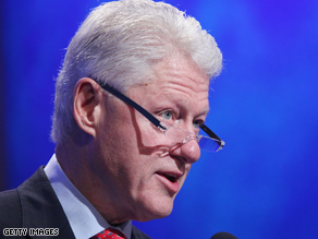  Former President Bill Clinton has recorded a robocall thats going out Monday night in New York Rep. Charlie Rangels congressional district.