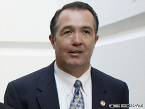 In a recent speech to conservative activists, Arizona Republican Rep. Trent Franks said President Obama was 'an enemy of humanity.'