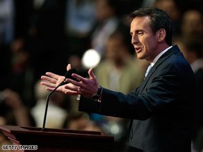 Pawlenty will speak in Washington next month.