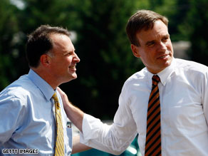 The Deeds campaign debuted a new television ad featuring Sen. Mark Warner.