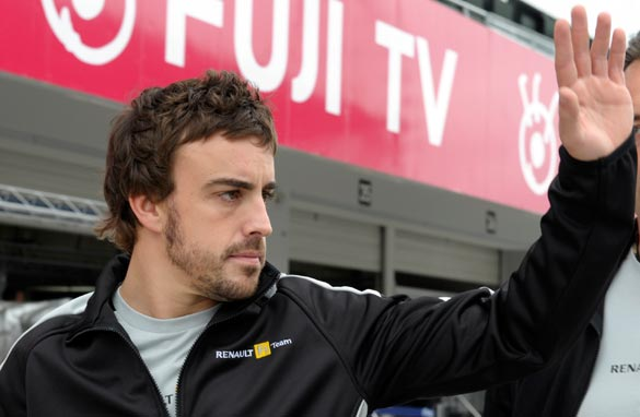 Alonso has signed a three year deal with Ferrari sparking off a host of potential driver changes for next year.