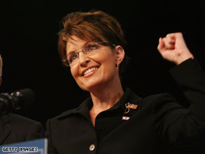 Palin will hit the campaign trail for Rick Perry.