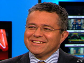 Jeffrey Toobin says Justice Sotomayor will probably vote very much the way Justice Souter did.