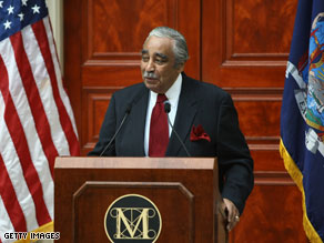 Congressional Republicans intensified their calls Wednesday for Chairman Charlie Rangel of New York to resign his post.