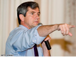 Sestak: 'Rogue unit' abused gay sailor.