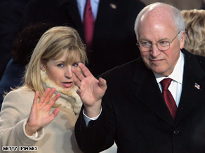 Liz Cheney is echoing her father's recent criticism of President Obama's response to the attempted terrorist attack on Christmas Day.
