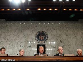 Key Senate committee passes health care plan.