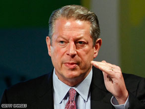 Former Vice President Al Gore is coming to Virginia on Friday to raise money for Democratic gubernatorial candidate Creigh Deeds.
