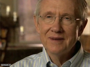 Reid is out with two new campaign ads.