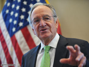 Sen. Tom Harkin promised Friday that a health care bill will be on President Obama&#039;s desk before Christmas.