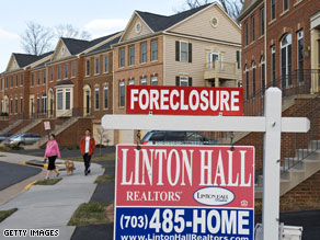 Yet another housing bailout on the way.