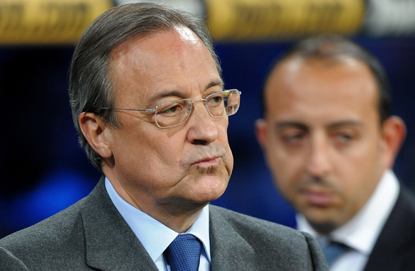 Perez is the personification of Real Madrid's ambition to be the best team in the world.