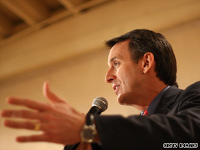 Gov. Pawlenty has penned a letter to his fellow governors.