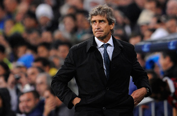 Manuel Pellegrini is under pressure to remedy Real Madrid's recent shortcomings.
