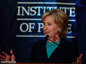 Secretary Clinton will visit Pakistan 'soon,' official says.