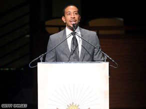 Ludacris is in Washington hosting the 6th annual gala dinner for his philanthropy, 'The Ludacris Foundation.'