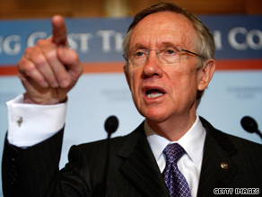 A senior aide tells CNN that Senate Majority Leader Harry Reid is likely to include an 'opt out' version of the public insurance option in the Senate health care bill Reid is currently crafting.