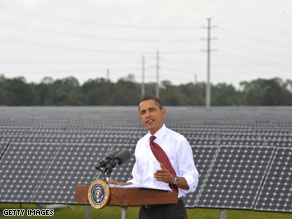 Obama unveils $3.4 billion in &#039;smart grid&#039; energy awards.