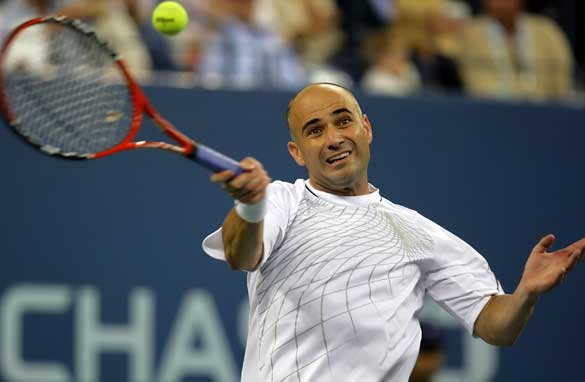 Agassi's achievements will not be tarnished by his autobiography's revelation.