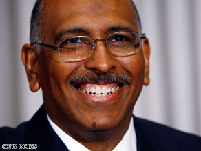 Republican National Committee Chairman Michael Steele isn&#039;t predicting victory yet in the Virginia and New Jersey governor&#039;s races.