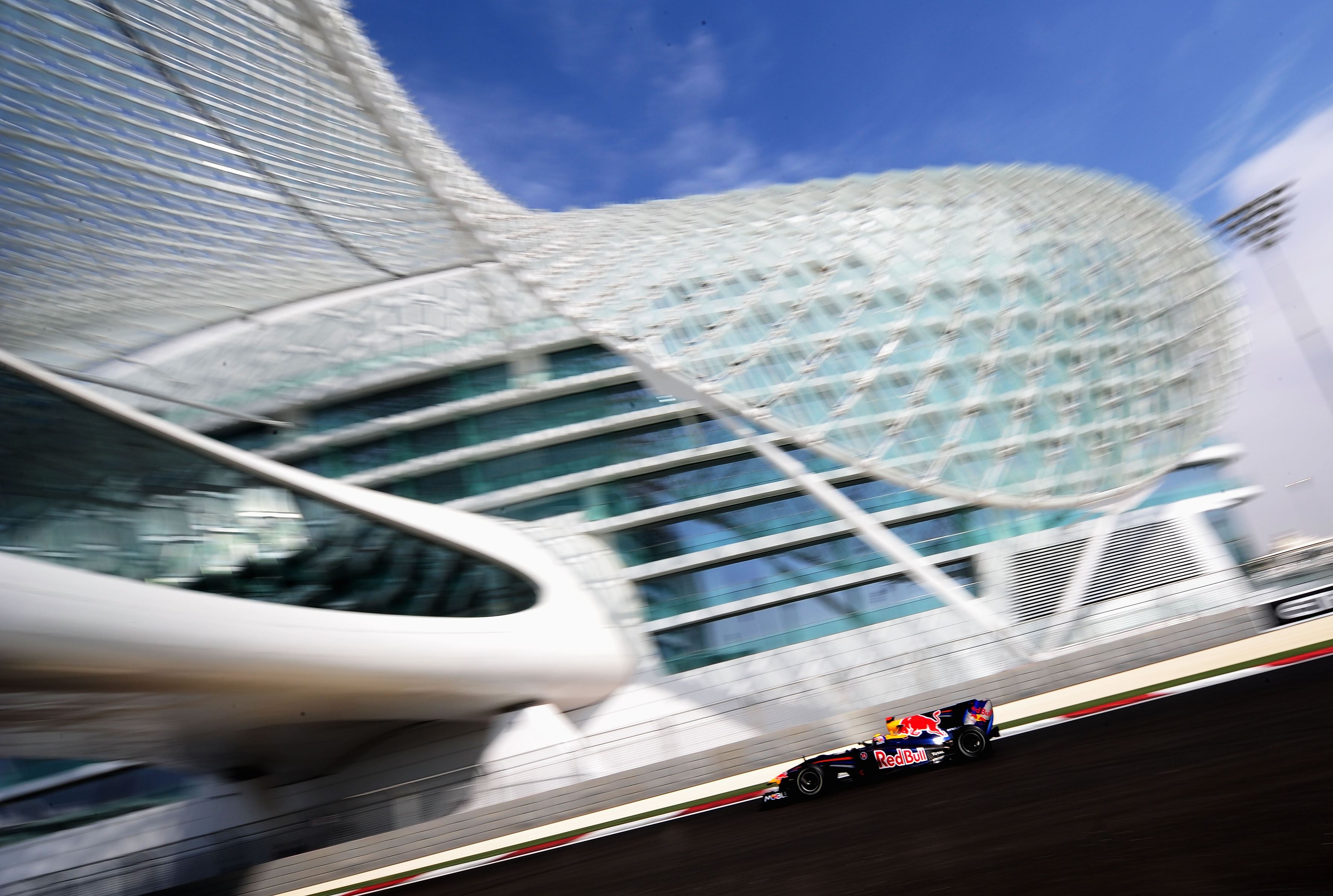 Abu Dhabi's Formula One debut is seen as the emirate's coming out party.