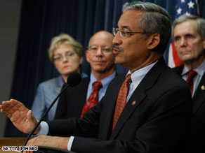 Bobby Scott acknowledged Monday a lack of enthusiasm among Virginia Democrats in this year&#039;s gubernatorial race.