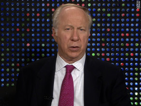 CNN political analyst David Gergen
