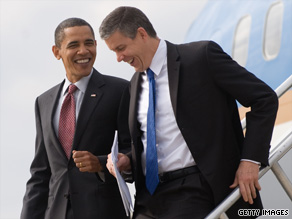 Education Secretary Arne Duncan joined President Obama on a trip to Wisconsin Wednesday where Obama spoke about education reform.