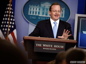 White House Press Secretary Robert Gibbs called Tuesday&#039;s races in New Jersey and Virginia &#039;local elections.&#039;