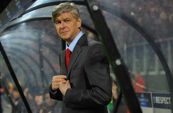 Wenger's Arsenal have started the season brightly but doubts persist over the Gunners' long term prospects.