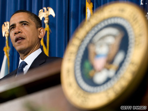 President Obama held an event at the White House Thursday with the leaders of federally recognized Native American tribes.