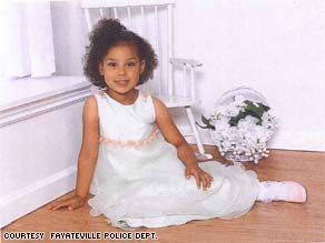 Shaniya Davis, 5, was last seen by her mother at approximately 5:30 a.m. this morning.