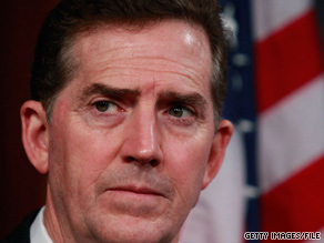 Sen. Jim DeMint's political operation is firing back against GOP aides who anonymously criticized Delaware GOP Senate primary winner Chrisine O'Donnell.