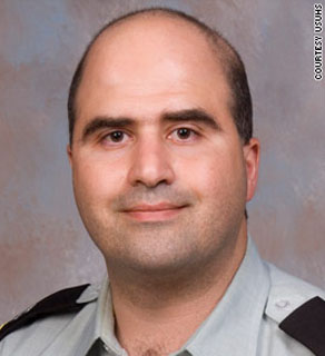 Army Maj. Nidal Malik Hasan