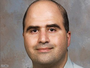 Fort Hood shooting suspect Maj. Nidal Malik Hasan