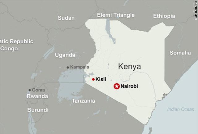 Witches, possessed\' flock to Kenya pastor - CNN.com