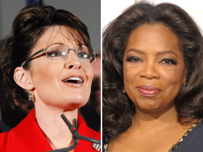 Oprah and Palin are revealing some details of their big interview.