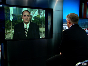 David Axelrod tells CNN that he'll borrow a copy of former Gov. Palin's new book.