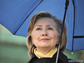 Clinton would 'look forward' to meeting with Palin.