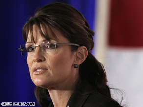 CNN Poll: Most Americans say Palin not qualified to serve as President.